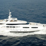 Baglietto Gitana: королева морской волны. Смотрите видео