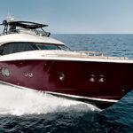 Моторная яхта MCY-76. Гостья из будущего