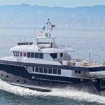"Stella di Mare: ""звезда морей"" или настоящая экспедиционная яхта"