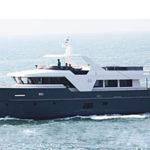 Monte Fino 85 Echo Voyager. Яхта для идеального вояжа