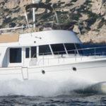 Мал да удал. Swift Trawler 34 Beneteau