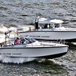 XO Boats. Катера стильной внешности и железного характера