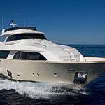Суперъяхта Custom Line Navetta 26 Crescendo. Крещендо стиля и комфорта