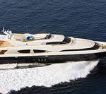 Posillipo Technema 120. Первые эксклюзивные фотографии новой яхты