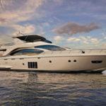 Новая моторная яхта Azimut 82: безупречность линий