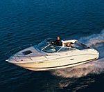 В хорошей форме. Sea Ray 215 Weekender