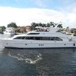 "Моторная яхта ""Sassy"" от ""Hargrave Custom Yachts"": лучшее для вас"