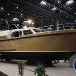 Dutchline Classic Cabin 39 – домашний уют на борту надежной яхты